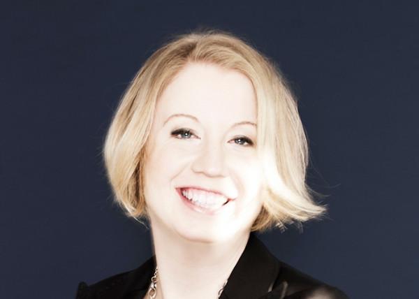 Kristina Ohlsson. Photo: Anna-Lena Ahlstrom