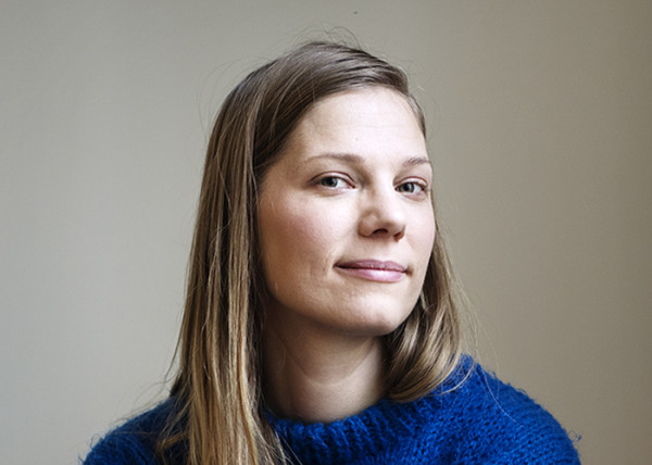 Emma Karinsdotter. Photo: Julia Lindemalm