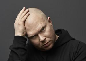 Jonas T. Bengtsson. Photo: Robin Skjoldborg