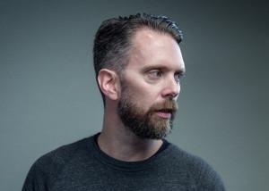 Jesper Ganslandt. Photo: Jacob Hansen