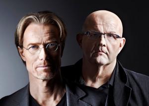 Roslund & Hellström. Photo: Peter Knutson