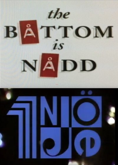 The Båttom is Nådd