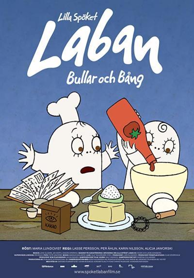 Lilla spöket Laban - Bullar och Bång