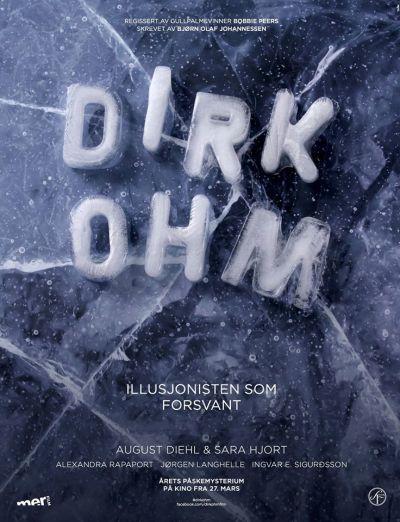 Dirk Ohm – Illusjonisten Som Forsvant