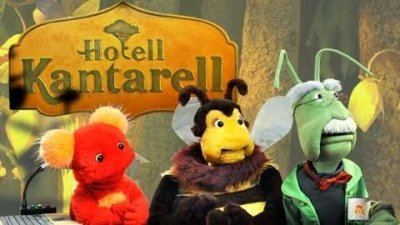 Hotell Kantarell